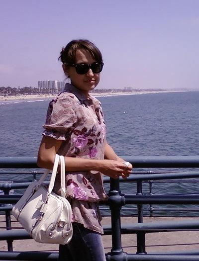 Настя Фёдорова, 23 апреля 1991, Сургут, id2171647