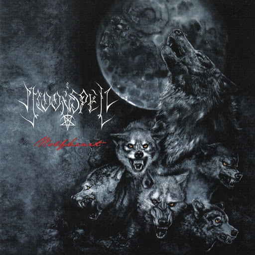 Moonspell альбом Wolfheart (Deluxe Edition (re-mastered & live versions))