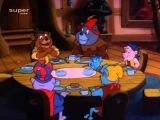 Мультфильм Мишки Гамми s6e12 Медведь в кресле качалке