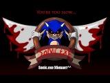 ИндиТреши №1   Sonic.exe v6 ОПЯТЬ УБИВАЕТ!!!!