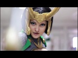 ANIMAU 2014 COMICS - Cosplay Music Video - Tiesto – Set Yourself Free (feat. Krewella) [CMV - NaGa]