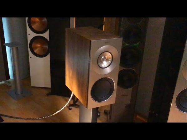 KEF Reference 1 the bass