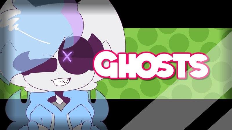 Ghosts animation meme } flash warning