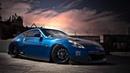 Р.Тёрк и К.Фосберг - стоят Nissan 370Z для дрифта
