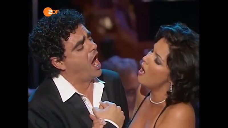 "Giuseppe Verdi - La Traviata ""Parigi, o cara"" (Anna Netrebko Rolando Villazón)"