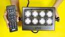 NEW SANSI RGB LED FLOOD LIGHT FOR HOME AND GARDEN