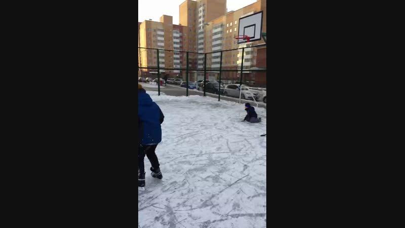 Образцовый хоккей