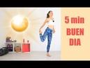 5 min EMPIEZA TU DIA CON BUENA ENERGIA - Cuerpo, Mente, Alma