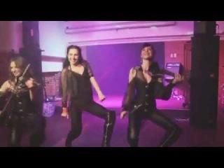 Wild Dance \ Дикие танцы (Руслана) - скрипичный дуэт Laruan и Наталия Котова