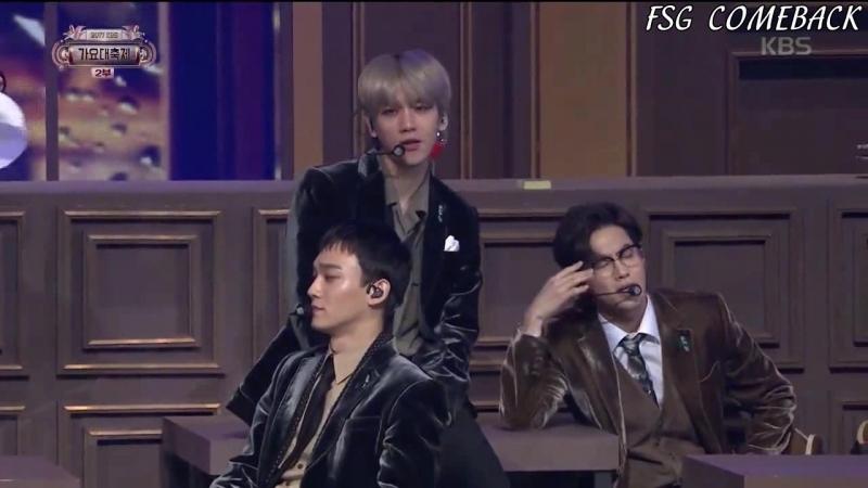 EXO (엑소) - Touch It (너의 손짓) рус.саб