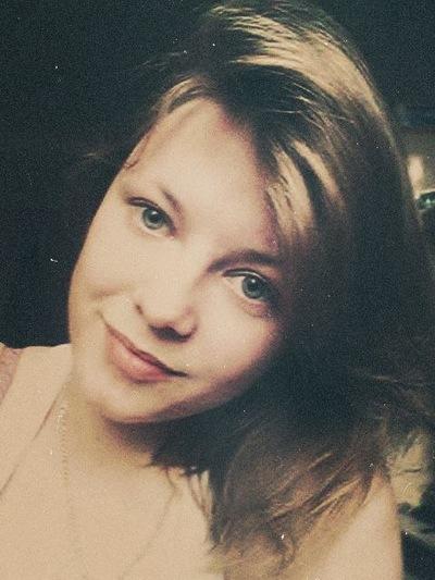 Кристина Зотова, 13 мая 1995, Омск, id181071466