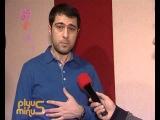 Plyus Minus-Namiq Qaracuxurlu 2013cu ilin ilk musahibesi! EXCLUSİVE