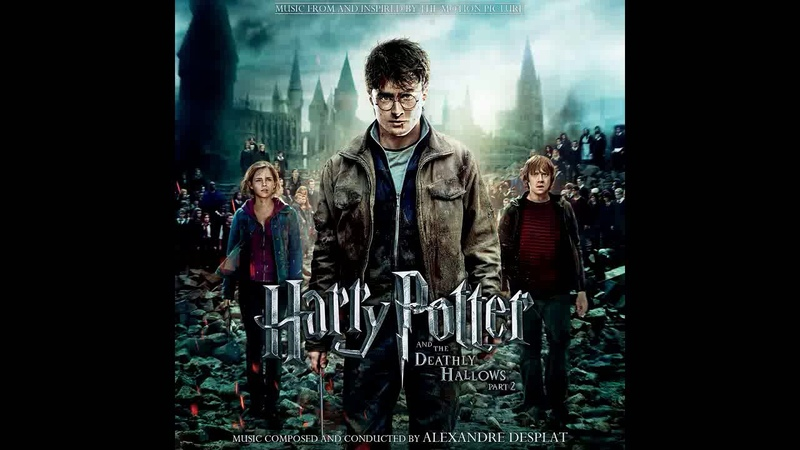 11 - Statues (Harry Potter and the Deathly Hallows: Part 2)