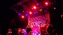 Cannibal Corpse -The Wretched Spawn LIVE Eindhoven