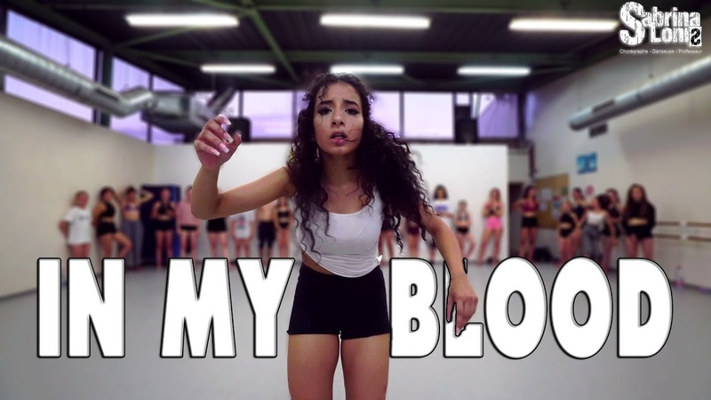 SHAWN MENDES - In My Blood | Contemporary Jazz | Choreography Sabrina Lonis