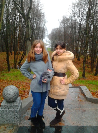 Вероника Конобеева, 30 ноября 1998, Санкт-Петербург, id137198418