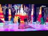 [18.10.18] MCOUNTDOWN @ Lee Hong Gi - COOKIES (ft. Lee Seung Hyub)