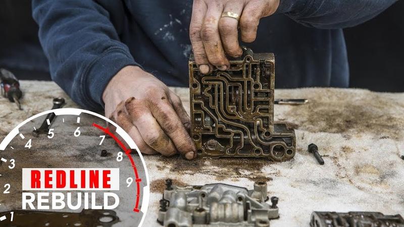 Ford Thunderbird Automatic Transmission Rebuild Time-Lapse | Redline Rebuild - S1E4