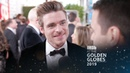 Golden Globe Winner Richard Madden on Reuniting With Bodyguard Co-Star