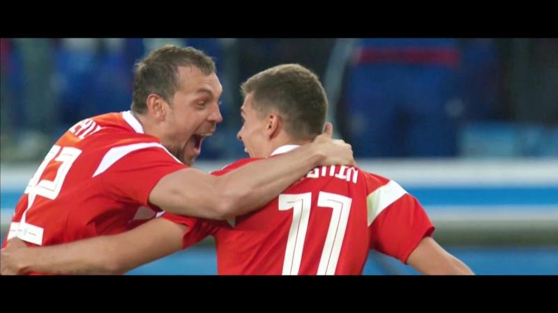 Клип Сборная России ЧМ 2018 - FIFA 2018 - Natalia Oreiro - United by love (by L.Sid)