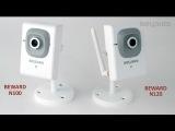 Обзор IP-камер BEWARD N100 / N120 Wi-Fi , компактные, для помещений