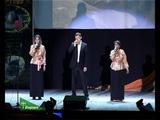 В Бирюче прошёл фестиваль военно-патриотической песни Афганский ветер. 08.02.2019