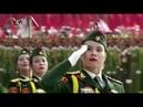 Vietnam Female soldier parade Beautiful danger