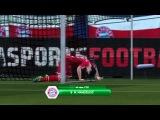 FIFA 14 bug (Баги в фифе :D)