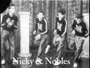 (Nicky and) The Nobles - Poor Rock and Roll (STEREO)