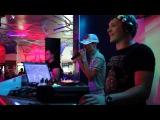 МС ЖЕНЯ BUSH &amp DJ SLAVA LOBOV (22.06.2013)