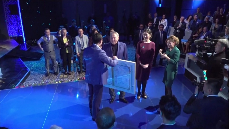 ІІ этап проекта 100 новых лиц Казахстана