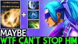Maybe Anti Mage WTF Can't Stop Him Cancer Blink 7.20 Dota 2