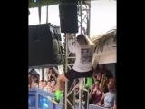 Salvatore Ganacci @ Beachclub (DJ Snake - Magenta Riddim)