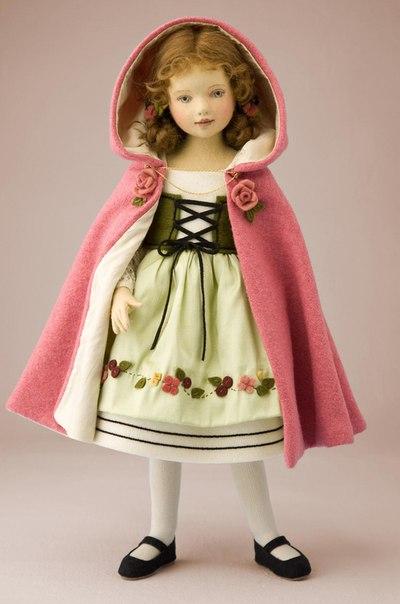Куклы из фетра и войлока американской кукольницы Maggie Iacono BUEluDV419E