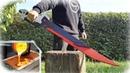 GIANT Aluminum Casting Argus Sword Catastrophe Mobile Legends
