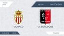 AFL18. France. Ligue 1. Day 13. Monaco - US Boulogne