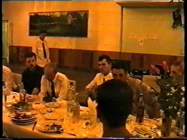 Кадочников Combat21 Выпуск КВВКИУ РВ 1997 Песня Подвал Эксклюзивная съемка