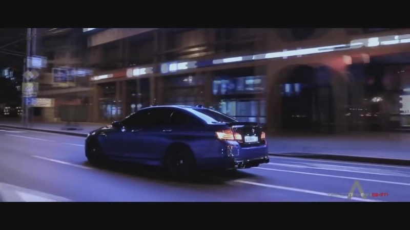 Night Lovell - Off Air - BMW M5 F10 Perfomance