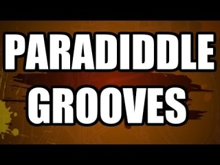 Paradiddle groove