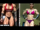 Girl with Muscles | Beast Girl Hulda Lopez Body Workout and Posing