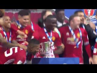 Празднование vk.com/uefa_fans