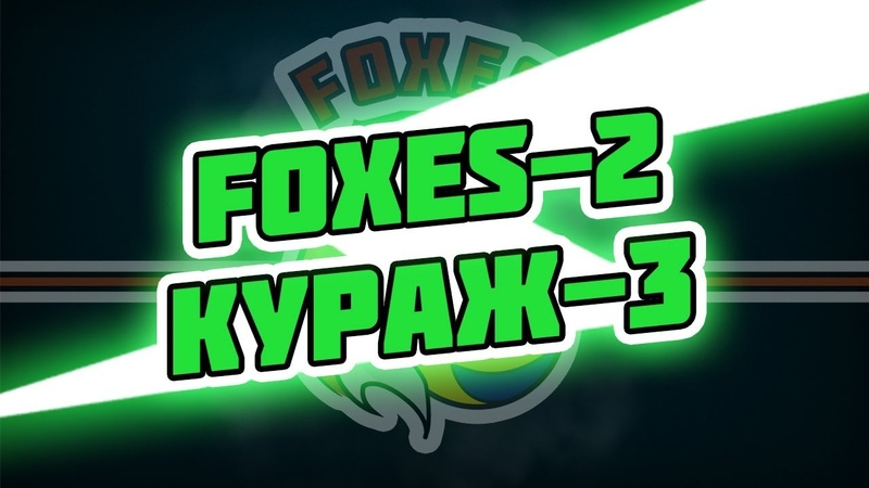 Foxes 2 Кураж 3 ЛВЛ 2018 2019 ЖЕН 3 лига 2 круг