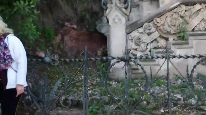 Святая пещера монастыря Монтсеррат. Каталония Испания