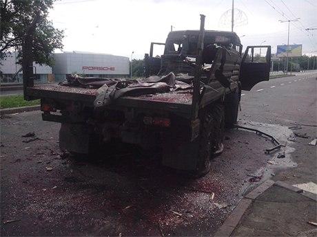 """Прощание с погибшим бойцом батальона """"Донбасс"""" - Цензор.НЕТ 9123"""