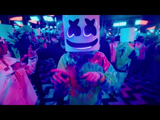 Премьера! marshmello, tyga, chris brown - light it up  [nr]