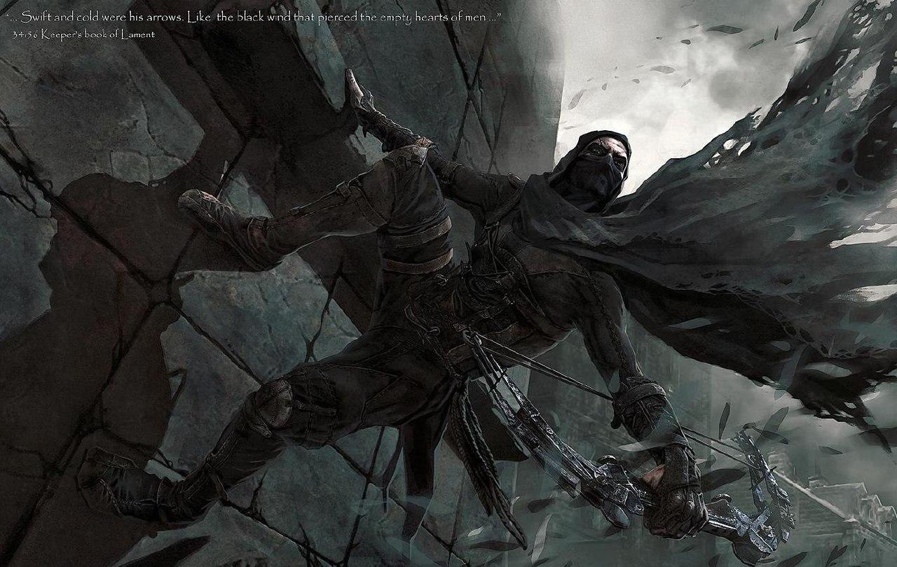 Thief 4 : Арты