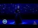 Бродвейский мюзикл Frozen. Актриса Caissie Levy исполняет песню Let It Go