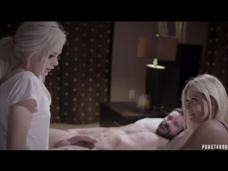 India summer and elsa jean - the fosters [all sex, hardcore, blowjob, threesome, artporn]