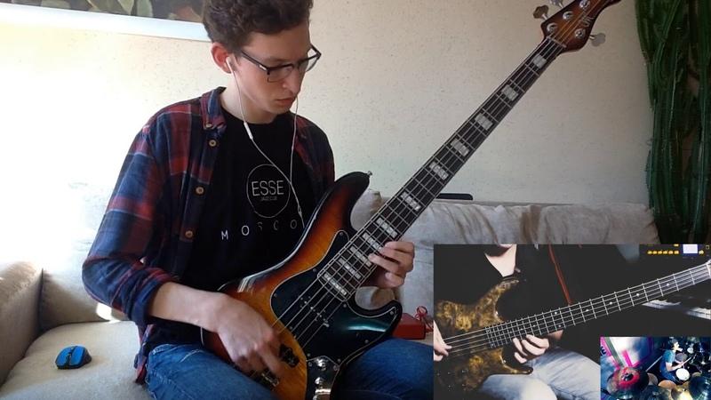Renaissance - Evan Marien x Virgil Donati (Bass solo cover)