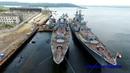 Модернизация боевых кораблей и лодок Северного Флота Юмор